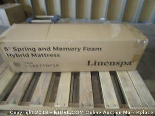 Lenensoa Spring and Memory Foam