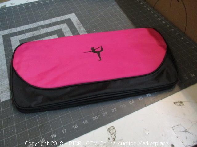 Jingyuelai Yoga Bag  pink