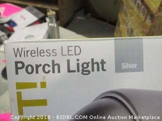 Wireless LED Porch Light