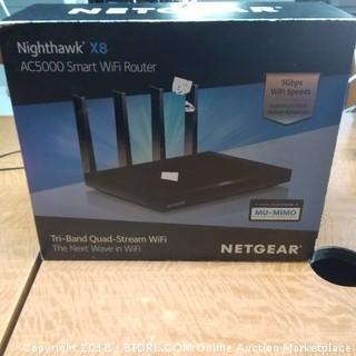 Netgear Smart WiFi Router No Cords, No Power