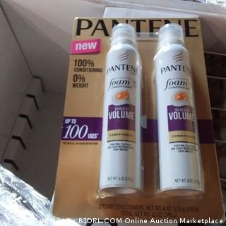 Pantene Foam Conditioner Sheer Volume