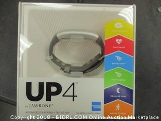 UP4 electronic fitness tracker