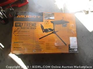 MSB500-Muddy Xtreme Shooting Bench