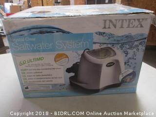 Saltwater System