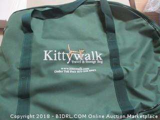 Kitty Walk Travel & Storage Bag