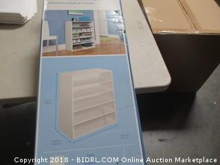5-Shelf Stackable Organizer