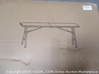 6-Foot Folding Table