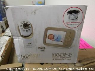 Infant Optics Monitoring System
