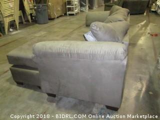 Signature Design by Ashley Madeline Sofa Chaise (MSRP $1300)