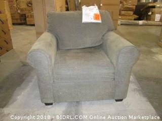 National Brand Roll Arm Chair (MSRP $1200)