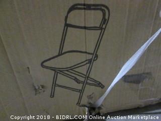10-Folding Chairs