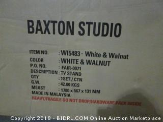 Baxton Studio  TV Stand