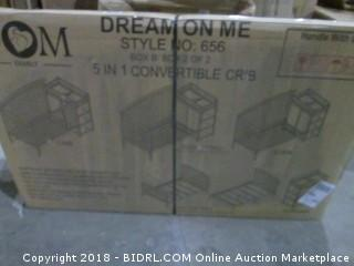 Dream On Me 5-1 Convertible Crib