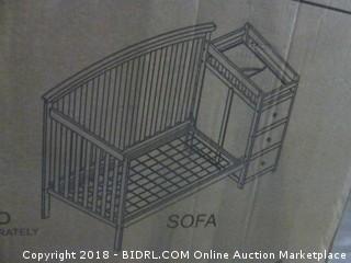 Dream On Me 5-1 Convertible Crib