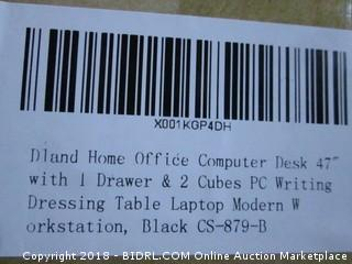 Dland Home Office Computer Desk