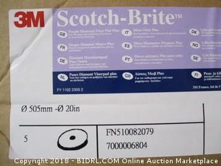 Scotch Brite Pads