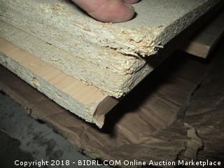 Nexera full size storage bed Frame