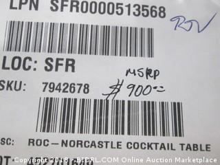 Norcastle Cocktail Table