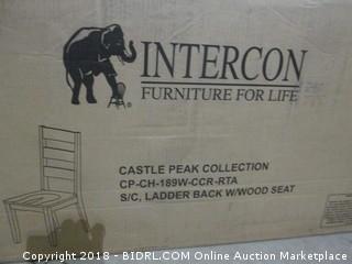 Intercon Castle Peak Collection Chair