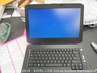 Dell Laptop Computer - Parts Missing