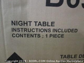 Ashley Furniture SIgnature  Night Table