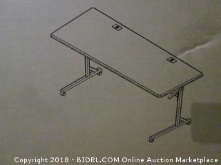 "Balt Flipper Training Table 29.5"" x72"""