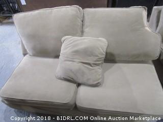 Sofa Part, mismatched Cushions