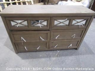 Dresser/ Back Damage See Pictures