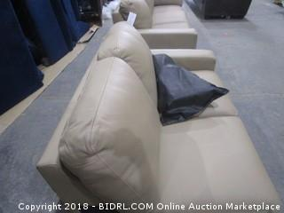 2 Piece Sofa See Pictures