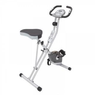 Exerpeutic Folding Magnetic Upright Bike with Pulse (Retail $149.00)