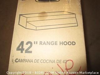 "Broan 42"" Range Hood"