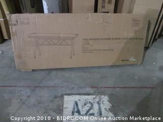 5' Blow Mold Flip Table