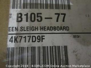 Queen Sleigh Headboard