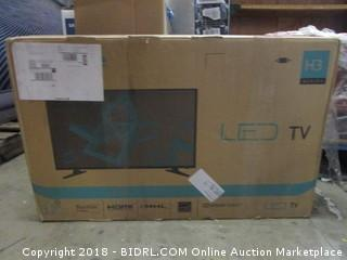 Hisense LED TV  Powers On