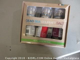Dead Sea Gourmet Salt