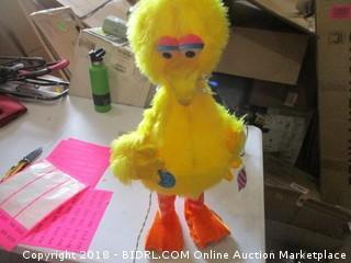 Big Bird Toy