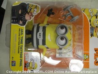 despicable me 3 figurine
