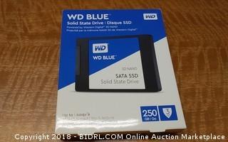 WD Blue SATA SSD