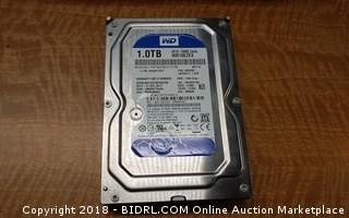 WD Blue PC Hard Drive