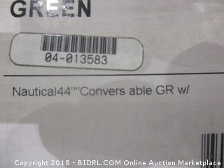 """Nautical 44"""" Conversable GR See Pictures"""
