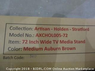 Artisan Holden 72 Inch Wide TV Media Stand