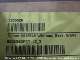 tvilum Whitman Desk