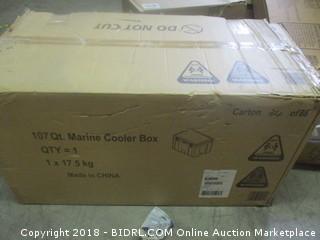Marine Cooler Box