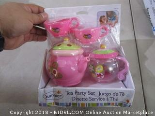 Summer Tea Party Set