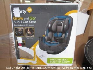 Safety 3 in 1 Car Seat