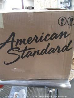 American Standard Toilet Seat Back