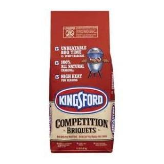 11.1 Pound Bag Kingsford Competition Charcoal Briquets