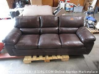 Leather Couch (please preview)