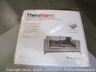 ThermaWarm Self-Warming Sofa Bolster and Furniture Protector