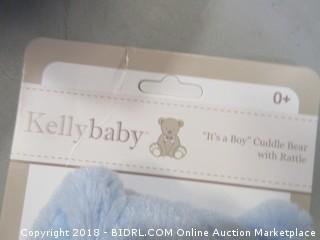 Kelly Baby Cuddle Animals